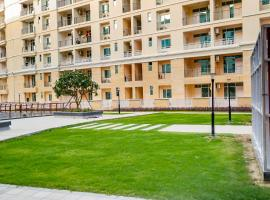 3-BR apartment in Haridwar, by GuestHouser 14233, Bahādrābād