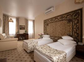 Hotel Sovetskaya, Irkutsk