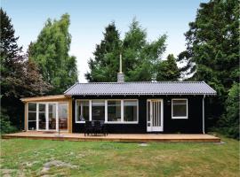 Two-Bedroom Holiday Home in Liseleje, Liseleje