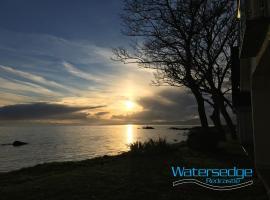 Watersedge Redcastle, Red Castle (рядом с городом Carrowkeel)