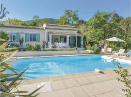 Four-Bedroom Holiday Home in le tignet, Le Tignet