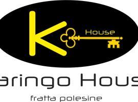 Karingo House, Fratta Polesine (Frassinelle Polesine yakınında)