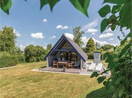 Three-Bedroom Holiday Home in Slagelse, Slagelse (Store Kongsmark yakınında)