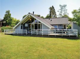 Holiday home Hybenvænget Skibby V, Brønde (Bybjerg yakınında)