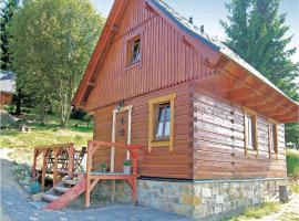 Two-Bedroom Holiday Home in Litvinov, Český Jiřetín (Rechenberg-Bienenmühle yakınında)