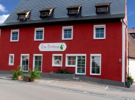 Apartment 5, Roßtal (Weitersdorf yakınında)