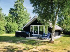 Two-Bedroom Holiday Home in Hemmet, Hemmet