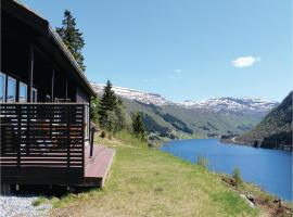 Three-Bedroom Holiday Home in Sogndal