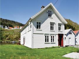 Five-Bedroom Holiday Home in Feda