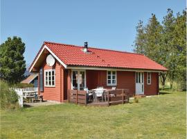 Two-Bedroom Holiday Home in Skjern, Halby