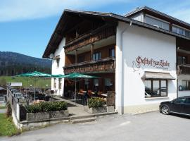 Gasthof zur Taube, Sulzberg