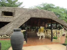 Resort Bantu 1, Luanda (Near Cazenga)