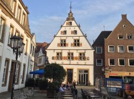 Ferienwohnungen Rheine Markt 12, Rheine (Neuenkirchen yakınında)