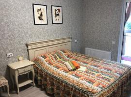 Apartment on Raketnaya