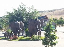 CV Lodge & Spa, Damba Maria (Lobito yakınında)