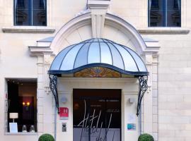 Qualys-Hotel Saumur Le Londres, Saumur