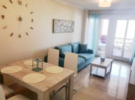 New ! Manilva Playa SPA Resort 2/2 sea view apartment