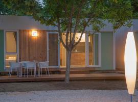 Aurora Camping and Mobile Homes, Paralia Panteleimonos