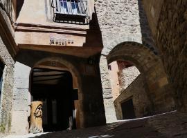 Hotel Posada del Adarve, Albarracín