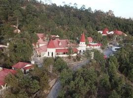Mansion Tarahumara