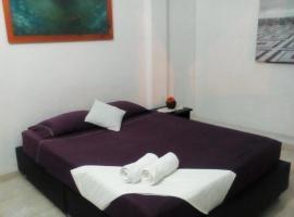Hotel Central Park, Espinal (Chicoral yakınında)