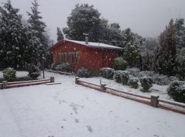Puelche de Antuco, Antuco (Manquel yakınında)