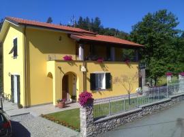 B&B Oasi Verde, Corvara (Madonna del Trezzo yakınında)