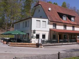 Gasthof-Pension Stockbrunnen, Oberndorf (Beffendorf yakınında)
