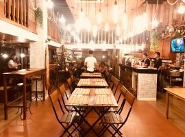 EL Navi Surftown - Hostel/Restaurant/Coffee Shop, San Juan