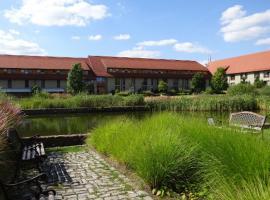 Kloster Helfta Gästehaus, Lutherstadt Eisleben (Neehausen yakınında)