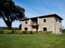 Casa de Aldea la Piniella, Villahormes