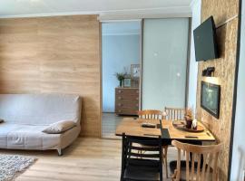 Apartment on Khoruzhey