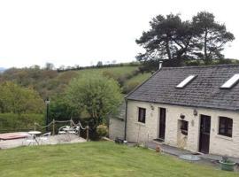 Rainbow Cottage, Кармартен (рядом с городом Llanllawdog)