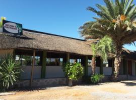Melissa's Guest House, Kamanjab (Near Sesfontein)