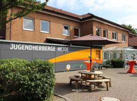 Jugendherberge Heide, Heide (Nordhastedt yakınında)