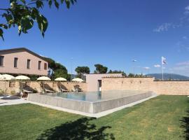 La Locanda Paradiso, Sant'Egidio (Berdekatan Collestrada)