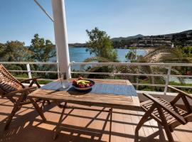 Sounio, Modern Beach Apartment Artemis