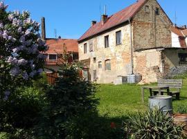 Holiday home Libesice, Liběšice (Úštěk yakınında)