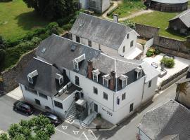 Inter-Hotel Brive-la-Gaillarde Nord Parc Hôtel Pompadour, Arnac-Pompadour