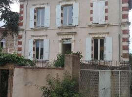 Maison Sarras, Sarras (рядом с городом Laveyron)