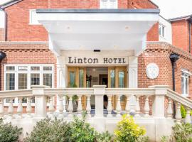 Linton Hotel Luton, Лутон (рядом с городом Маркьят)