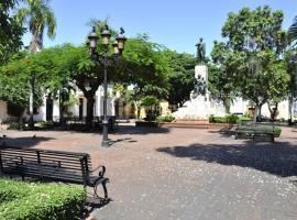 Posada orly, Santiago de los Caballeros (Guayacanal yakınında)