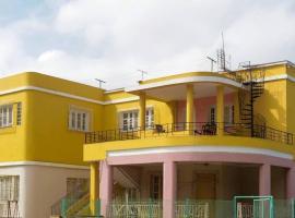 Casa Oscar Holguín, Cabezuelas