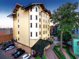 Hotel Dinastiya, Kursk