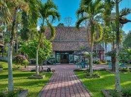 Silintong Hotel, Ambarita (рядом с городом Tuk Tuk)