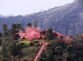 Pousada Off Road A Casa da Montanha, Delfim Moreira