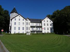 Urlaub im Jagdschloss bei Ostseebad Kühlungsborn, Biendorf