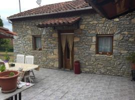 Holiday home Carr. de Granda, Bernueces (Cefontes yakınında)