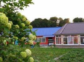 Дом рядом с Байкалом