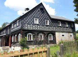 Prázdninový dům Nové Hraběcí, Šluknov